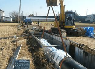 水道施設・土木事業